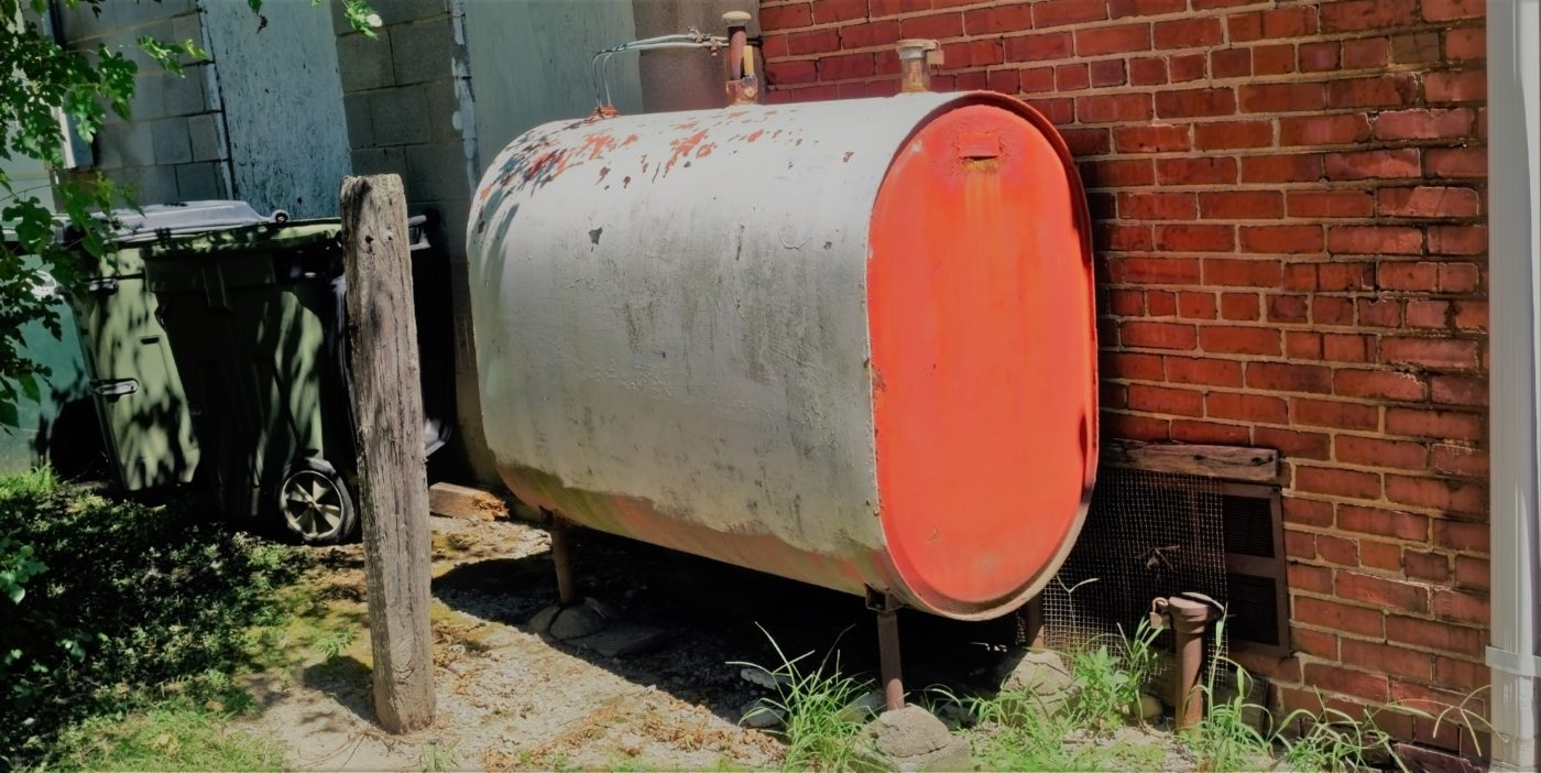 oil tank safety and home heating oil tank outside